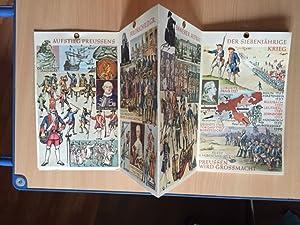 Geschichte als Gegenwart - Teil 3: Von Friedrich dem Großen bis zur Gegenwart (14 Karten): Hasler, ...
