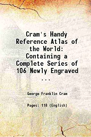 Cram's Handy Reference Atlas of the World: George Franklin Cram