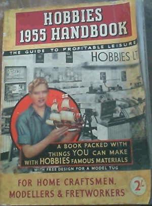 Hobbies 1955 Handbook - The Guide to