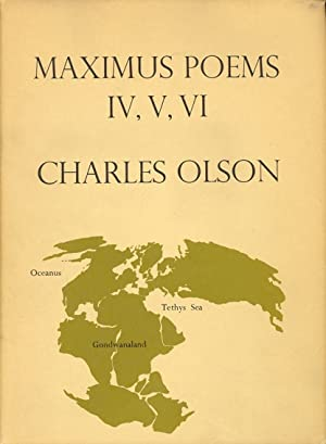 Immagine del venditore per Maximus poems IV, V, VI venduto da Studio Bibliografico Marini