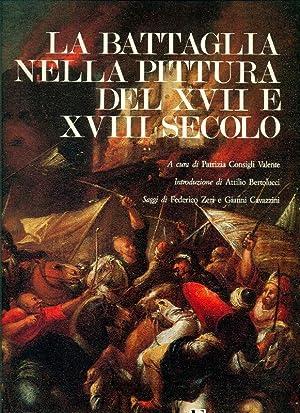 La battaglia nella pittura del XVII e: CONSIGLI VALENTE Patrizia