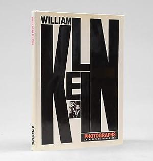 William Klein, Photographs. An Aperture Monograph.: KLEIN, William.