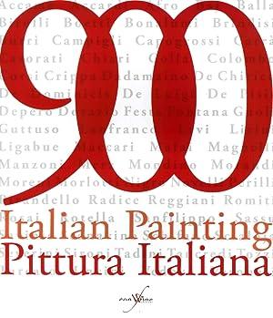 900. Pittura Italiana. 900 Italian Painting