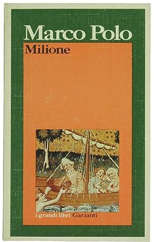 MILIONE.: Polo Marco.