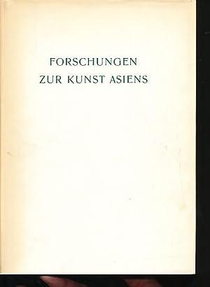 Bild des Verkäufers für Forschungen zur Kunst Asiens. In Memoriam Kurt Erdmann, 9. September 1901 - 30. September 1964 zum Verkauf von Fundus-Online GbR Borkert Schwarz Zerfaß