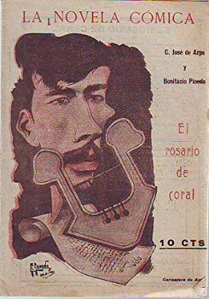 EL ROSARIO DE CORAL.: ARPE/PINEDO C. Jose de/Bonifacio.