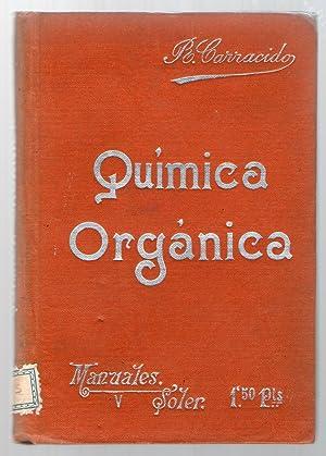 QUIMICA ORGANICA: Carracido, José R.