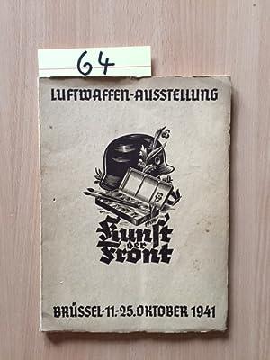 Luftwaffen-Ausstellung - Kunst der Front (Brüssel, 11.-25. Oktober 1941): Göring, Hermann und ...
