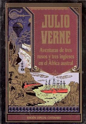 Una Ciudad Flotante: Julio Verne