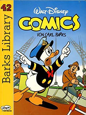 Comics von Carl Barks - Barks Library Nr. 42. EHAPA Comic Collection.