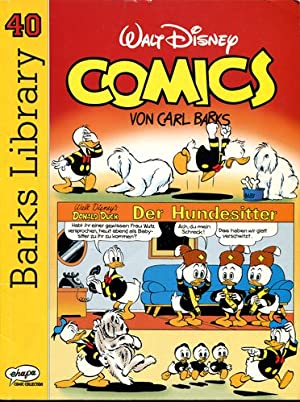 Comics von Carl Barks - Barks Library Nr. 40. EHAPA Comic Collection.