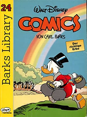 Comics von Carl Barks - Barks Library Nr. 24. EHAPA Comic Collection.