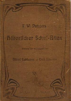 F. W. Putzgers Historischer Schul-Atlas: Baldamus, A. /
