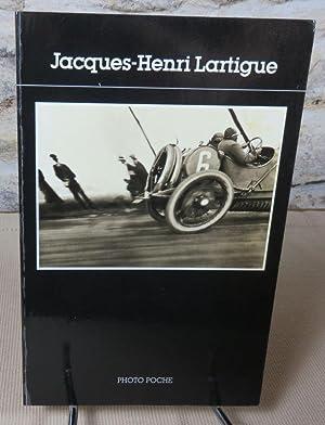 Photo poche : Jacques-Henri Lartigue.: LARTIGUE Jacques-Henri