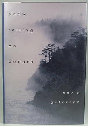 Snow Falling on Cedars: Guterson, D.