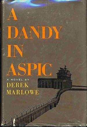A Dandy in Aspic: MARLOWE, Derek