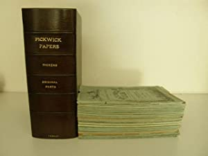 Pickwick Papers (Original Parts 20 in 19): Dickens, Charles