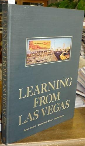 Learning from Las Vegas.: Venturi, Robert; Scott