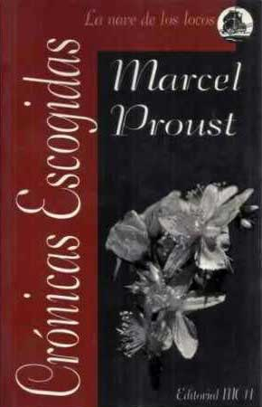 Crónicas escogidas.: PROUST, Marcel.-