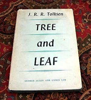 Tree and Leaf, Signed By J.R.R. Tolkien: Tolkien, J.R.R.