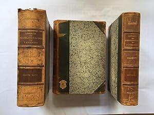 Einführung in das Studium des Bürgerlichen Gesetzbuchs - Band I bis III: Endemann, F.: