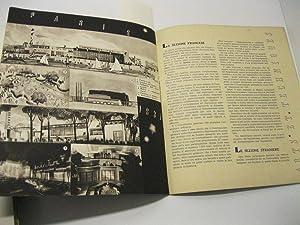 Paris 1937. Esposizione internazionale. Arti e tecnica: Anonimo