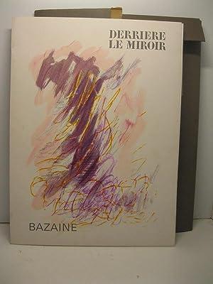 Derriere le miroir. Bazaine: AA. VV.
