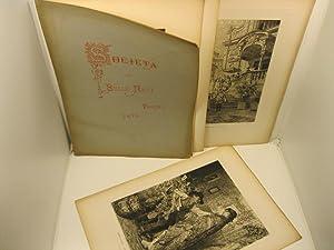 Societa' promotrice delle belle arti in Torino. Pubblica esposizione del 1879: ROCCA Luigi