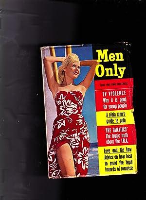 MEN ONLY Magazine. June 1961