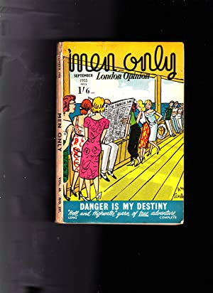 MEN ONLY and London Opinion. September 1955