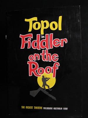 Topol in Fiddler on the Roof -: Stein, Joseph (book);
