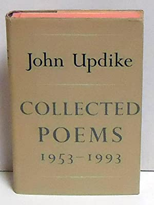 Seller image for Collected Poems,: 1953-1993 for sale by citynightsbooks