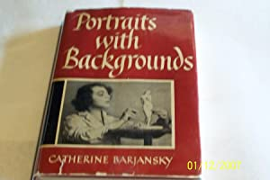 Portraits with Background: Catherine Barjansky
