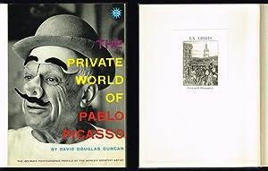 The Private World of Pablo Picasso. [The: PICASSO, Pablo) (1881-1973)