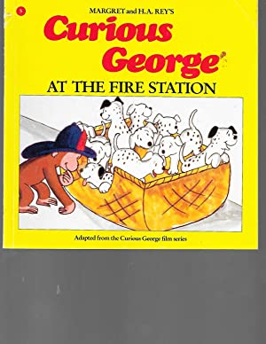 Curious George at the Fire Station: Rey, H. A.;