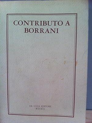 Contributo a Borrani (Catalogo della mostra, Firenze: Durbè, Dario -