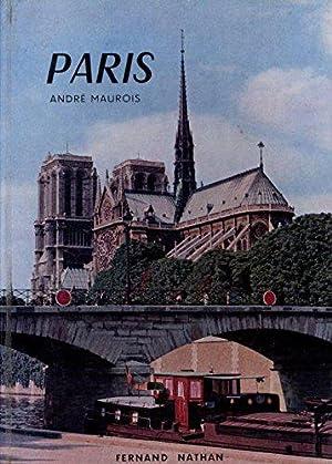 Image du vendeur pour Paris mis en vente par J.L.G LIVRES ANCIENS ET MODERNES