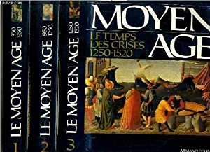 LE MOYEN AGE - 3 TOMES -: FOSSIER ROBERT