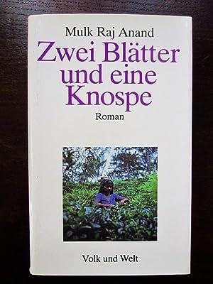 Seller image for Zwei Blätter und eine Knospe for sale by Rudi Euchler Buchhandlung & Antiquariat