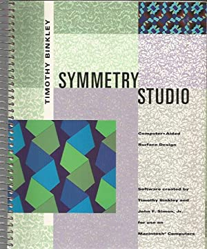 Seller image for Symmetry Studio: Computer-Aided Surface Design/Book and Disk for sale by harvardyard