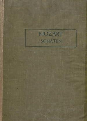 Mozart Sonaten - Sonaten für Pianoforte solo: Koehler, Louis /