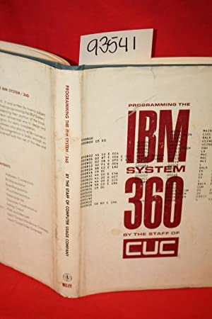 Programming the IBM System/360: Opler, Ascher; The
