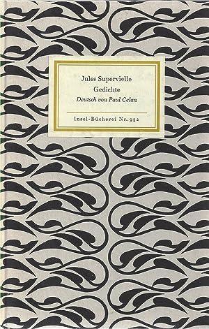 Gedichte. Deutsch von Paul Celan.: Supervielle, Jules: