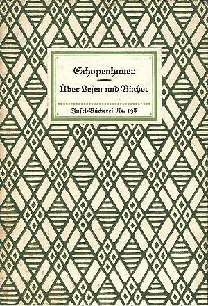 Über Lesen und Bücher.: Schopenhauer, Arthur: