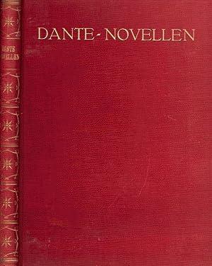 Dante Novellen. Mit Zeichnungen von Wolfgang Born.: Wesselsky, Albert (Hg.)