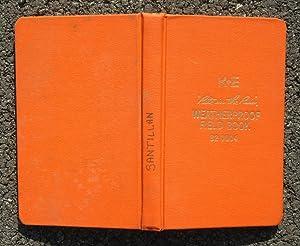 Santillan Nuclear Power Plant Field Books [Cantabria, Spain]: Field Engineers