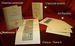 Corpus Des Tapis Marocains. ------------- TOME 4: RICARD ( Prosper