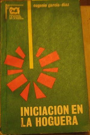 Iniciación en la hoguera. Portada de Santiago: García-Díaz, Eugenio (1930