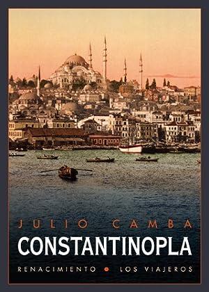 """Constantinopla. Seguido de """"Un viaje al Perú"""".: CAMBA, Julio.-"""