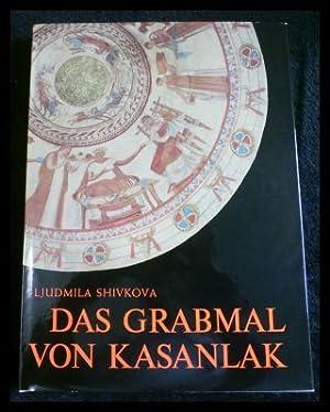 Bild des Verkäufers für Das Grabmal von Kasanlak zum Verkauf von ANTIQUARIAT Franke BRUDDENBOOKS